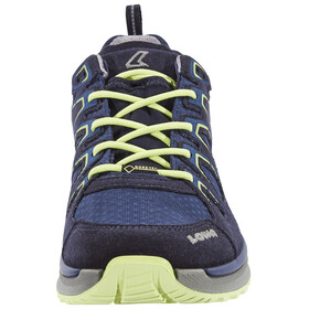 Lowa Innox Evo GTX Low Shoes Women navy/mint